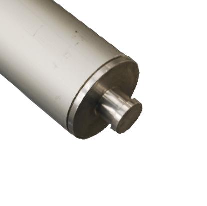 Tube 145R+E roll holder, glide beam