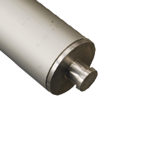 Tube 145R roll holder, short side