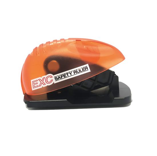 Bild på Skärhuvud till EXC SafetyRuler, med rakt knivblad