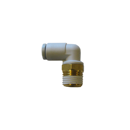 """Elbow connector 4mm-Rc1/8"""""""