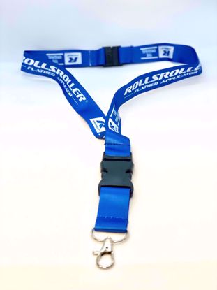 Picture of ROLLSROLLER lanyard