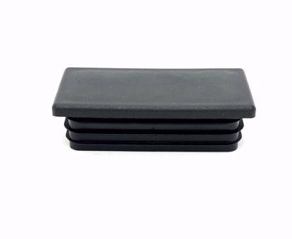 End cover lean 40x80mm, plastic